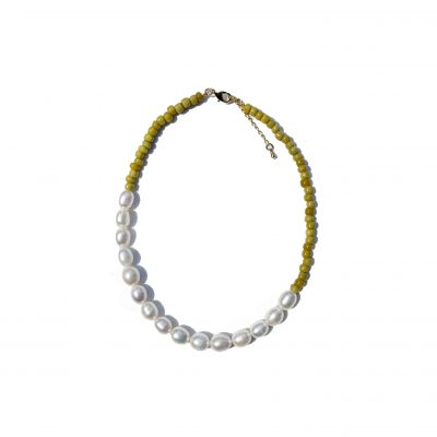 Saal Green Beads
